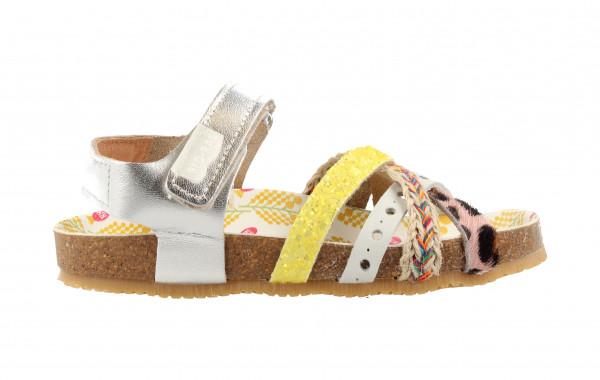 Girls Multicolor Strap Sandal