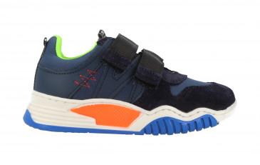 13435 | Boys Low Cut Sneaker 2Velcro