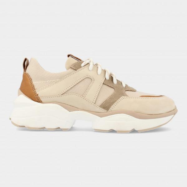 Beige Sneakers | Red-Rag 76720