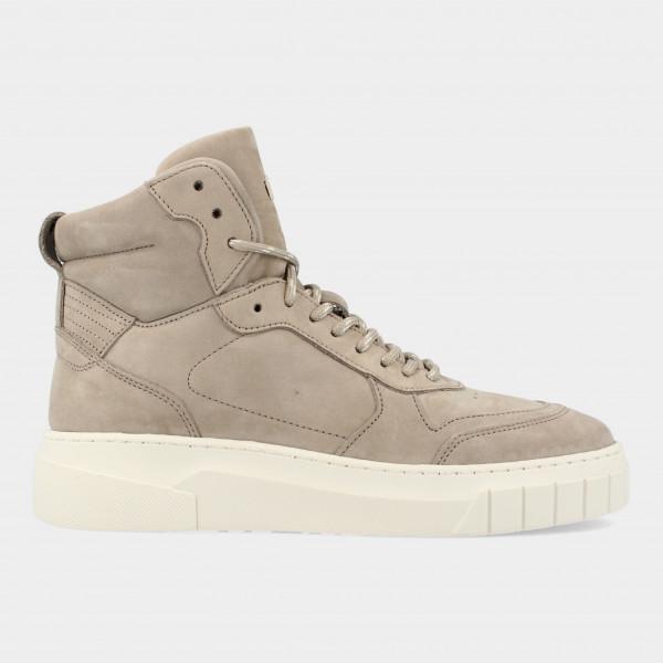 Hoge Grijze Sneakers | Red-Rag 71246