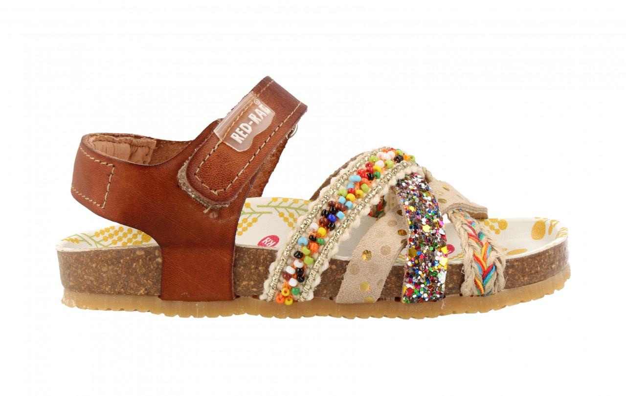 19206 | Girls Multicolor Strap Sandal
