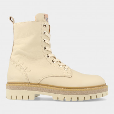 Off White Veter Boots   Red-Rag 12318