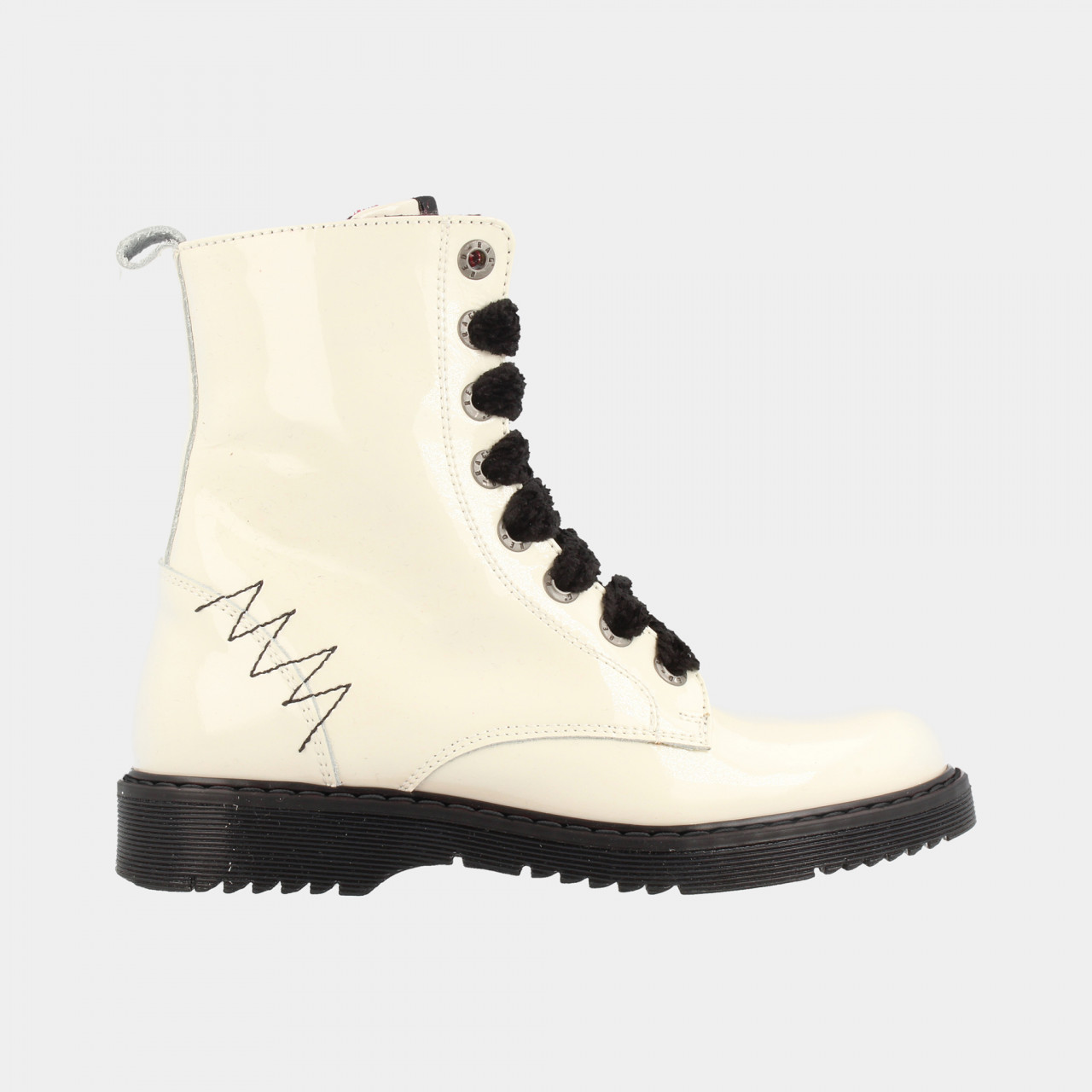 Girls Mid Boot Laces
