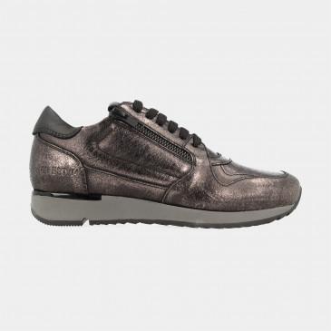 Zilveren Sneakers | Red-Rag 76816