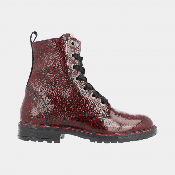 Rode Panter Boots   Red-Rag 12086