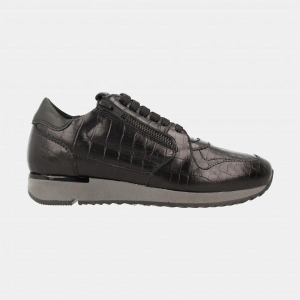 Zwarte Sneakers | Red-Rag 76776