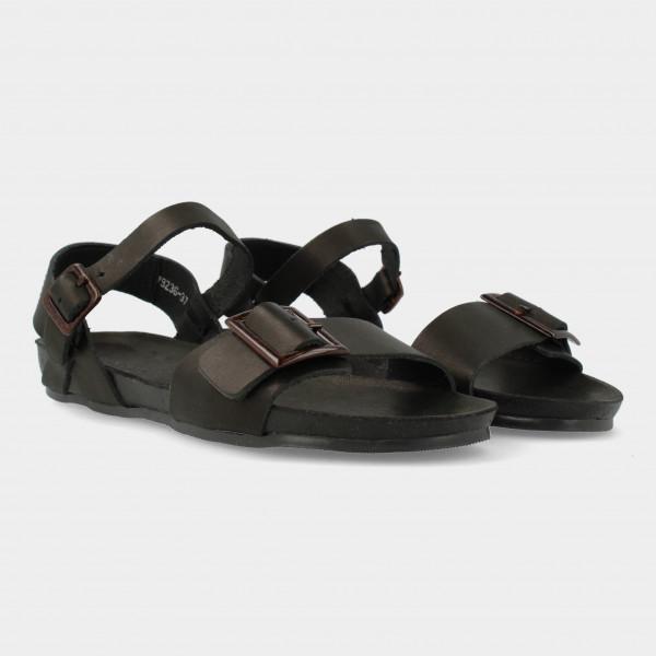 Zwarte Sandalen | Red-Rag 79236