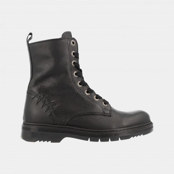 Zwarte Boots | Red-Rag 12106