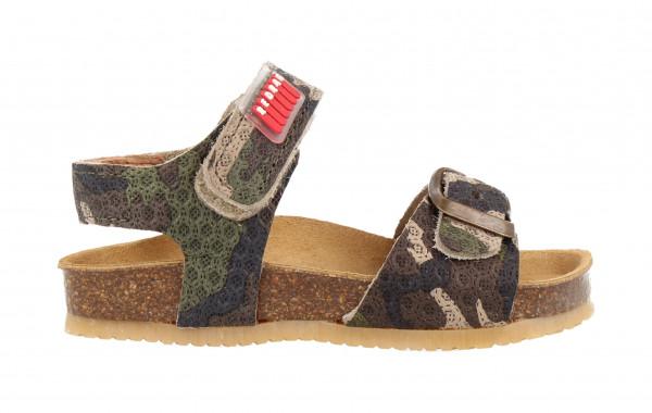 19139 | Boys Sandal Velcro Camu