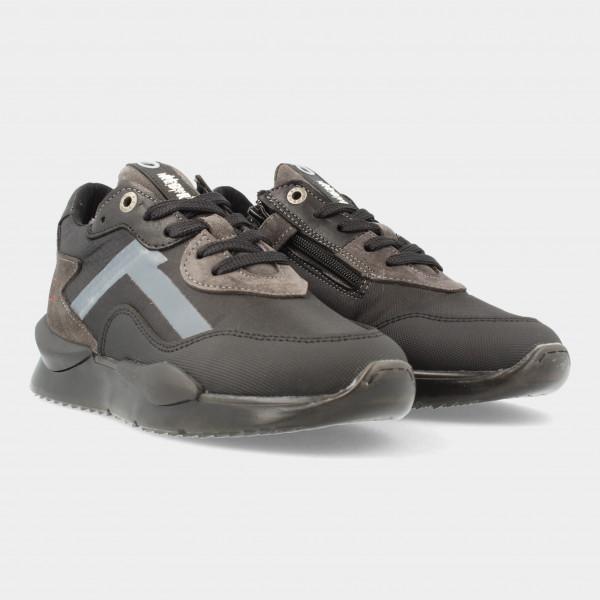 Zwarte Sneakers   Red-Rag 13523