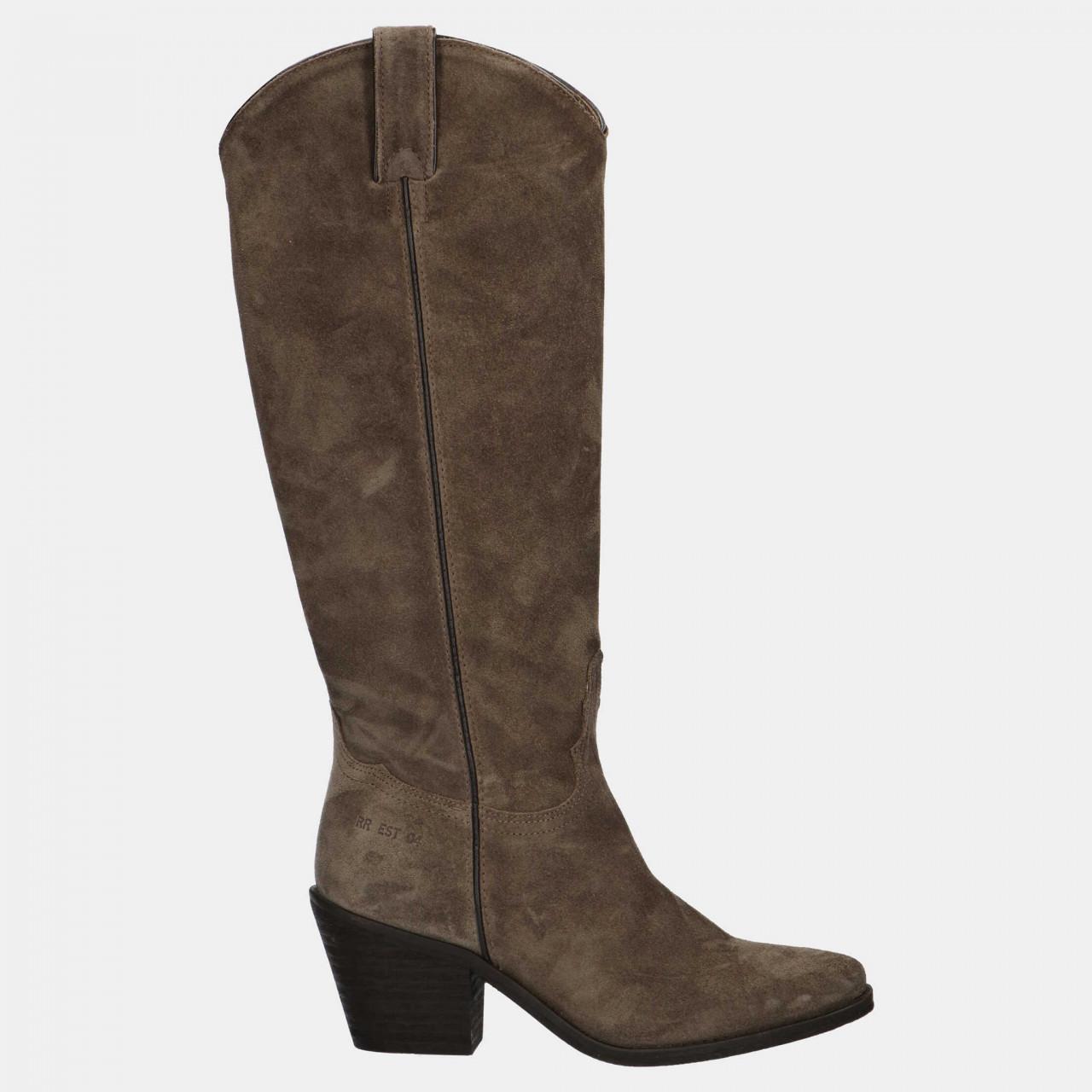 Women High Western Boot