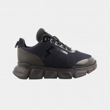 Blauwe Sneakers Laag | Red-Rag 13335