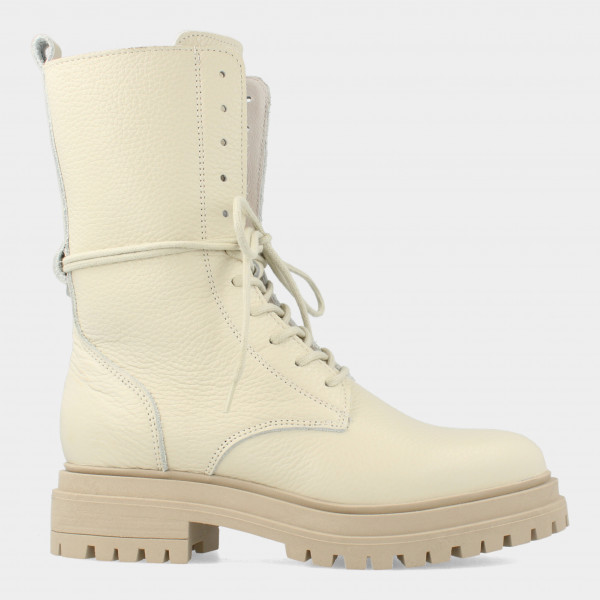 Hoge Off White Boots | Red-Rag 71132
