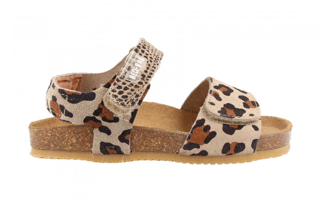 19210 | Girls Sandal Velcro Leopard