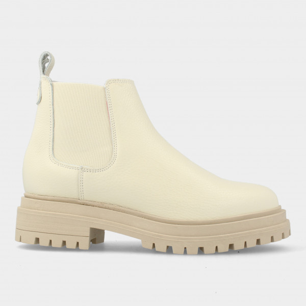 Lage Off White Chelsea Boots | Red-Rag 71122