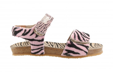 19262 | Girls Sandal Velcro Slim Fit