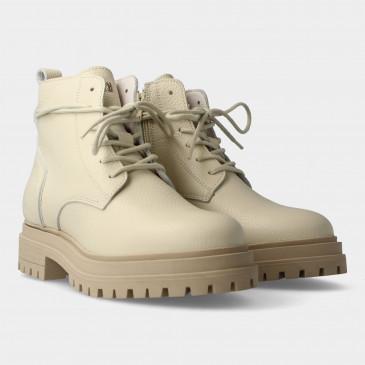 Off White Enkel Boots   Red-Rag 71130
