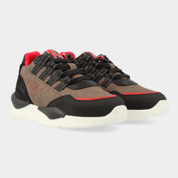 Grijze Sneakers | Red-Rag 13533