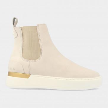 Beige Chelsea Sneakers | Red-Rag 71274