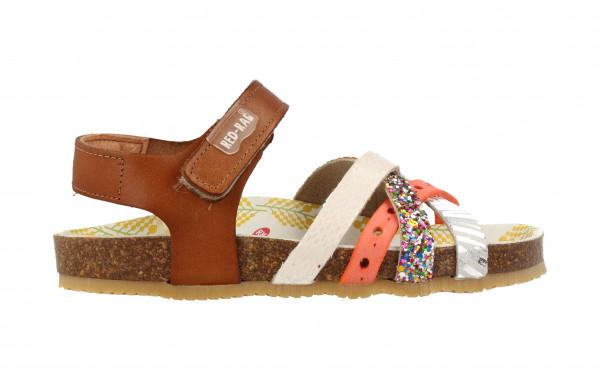 19254 | Girls Multicolor Strap Sandal