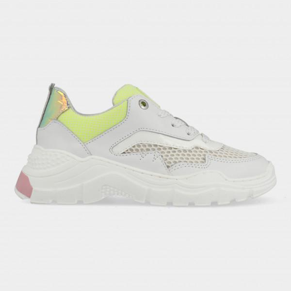 Witte Sneakers | Red-Rag 13260