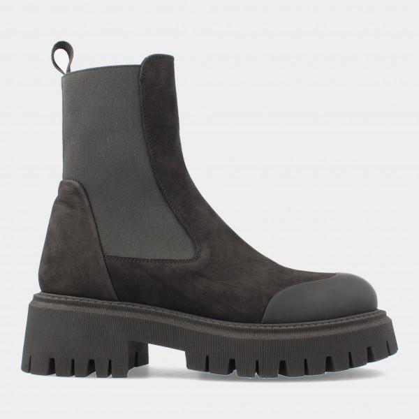 Zwarte Chelsea Boots | Red-Rag 76884