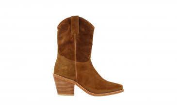 77090 | Women Western Low Boot