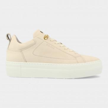 Beige Nubuck Sneakers | Red-Rag 74402