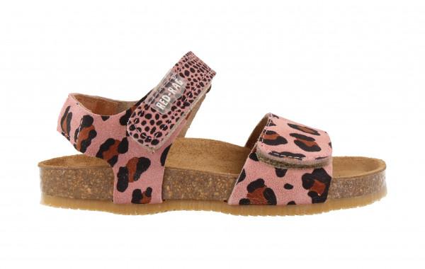 Girls Sandal Velcro Leopard