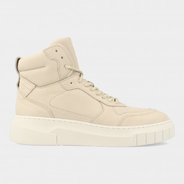 Hoge Beige Sneakers | Red-Rag 71246