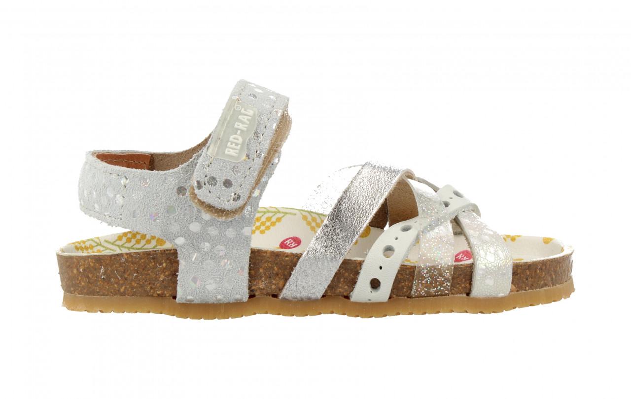 19228 | Girls Metallic Strap Sandal
