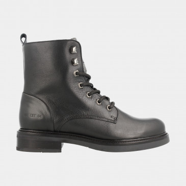 Zwarte Biker Boots | Red-Rag 71168