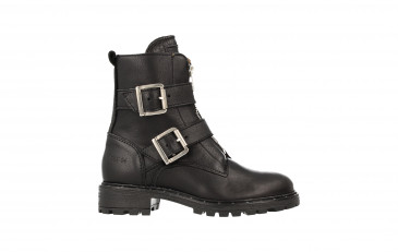 Girls Mid Boot Buckles