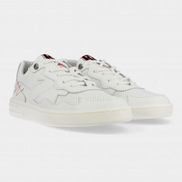 Witte Sneakers | Red-Rag 13115