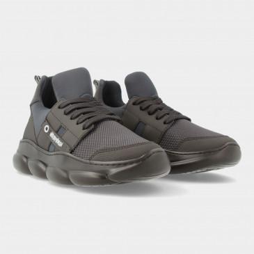 Blauwe Sneakers   Red-Rag 13527