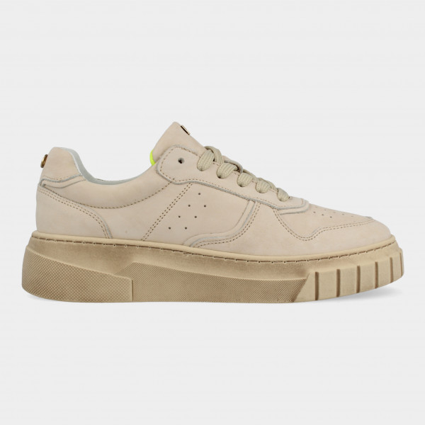 Beige Sneakers | Red-Rag 71188