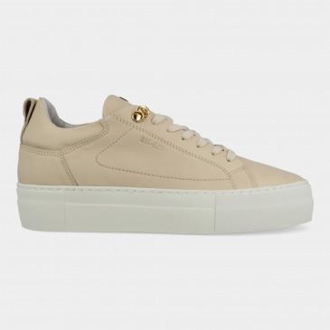 Beige Sneakers | Red-Rag 74402