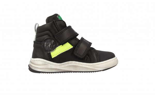Boys Mid Cut Sneaker 2 Velcro