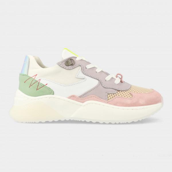 Roze Sneakers | Red-Rag 13036