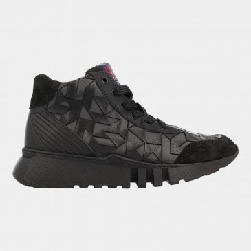 Hoge Sneakers Grijs | Red-Rag 13375