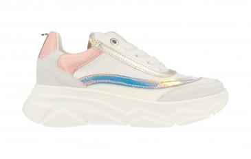 13284   Girls Low Cut Sneaker Laces