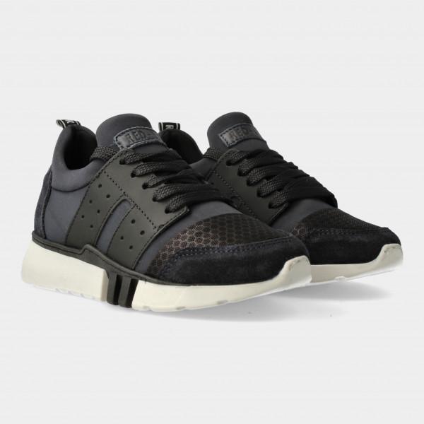 Blauwe Sneakers | Red-Rag 13447