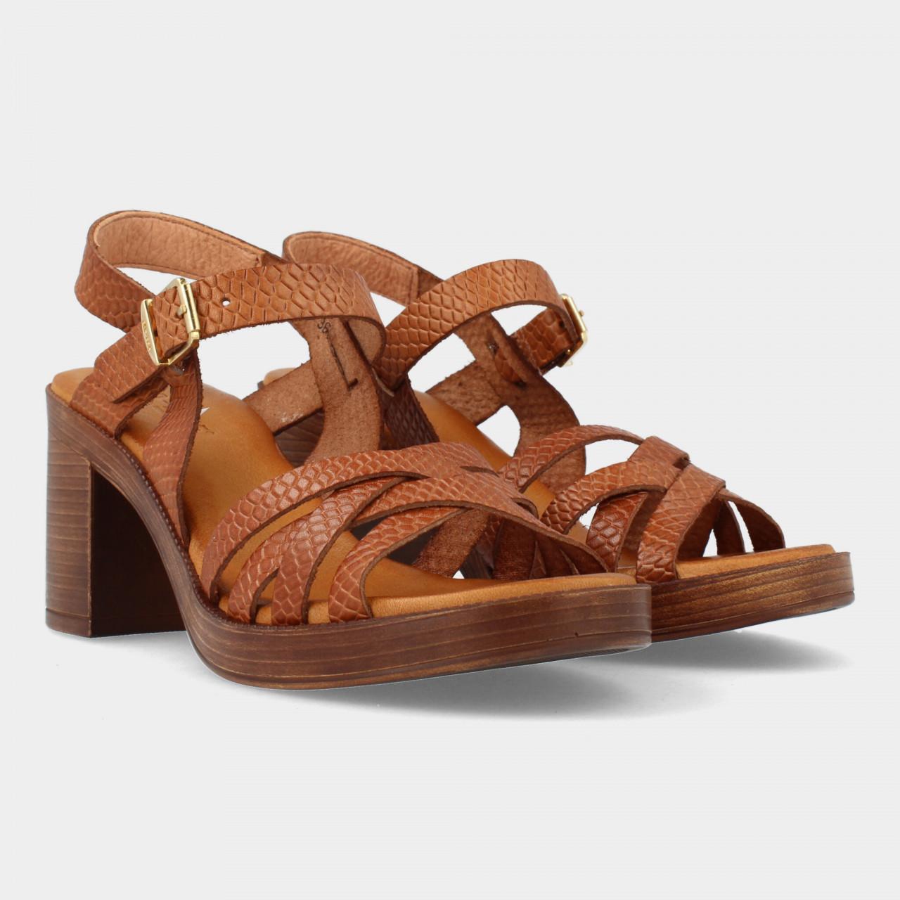 79254 | Women Heel Sandal