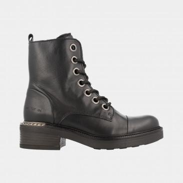 Zwarte Biker Boots | Red-Rag 71150