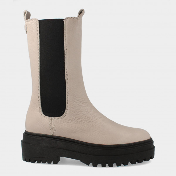 Hoge Off White Chelsea Boots   Red-Rag 74434