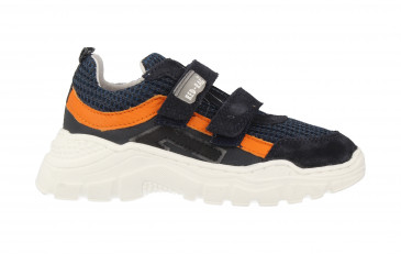 13439 | Boys Low Cut Sneaker 2Velcro