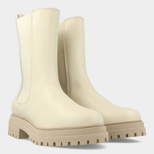 Hoge Off White Chelsea Boots | Red-Rag 71124