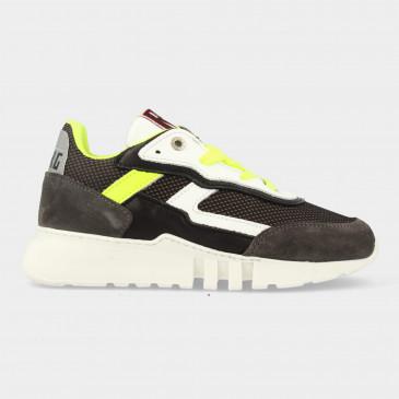 Grijze Sneakers | Red-Rag 13197