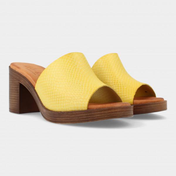 Gele Slippers | Red-Rag 79214