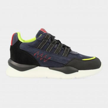 Blauwe Sneakers | Red-Rag 13533